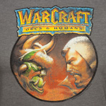 WarCraft - Orcs & Humans Vintage T-Shirt