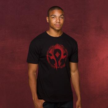 World of Warcraft Horde-Shield T-Shirt