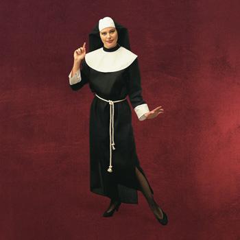 Nonne - Damenkost�m