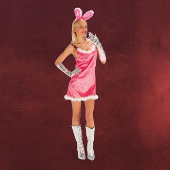 Bunny Damen Kostümkleid kurz