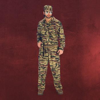 Military Army - K�mpfer Herrenkost�m