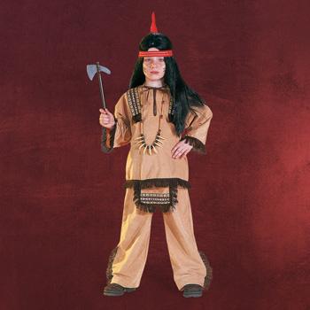 Indianer - Kinderkostüm