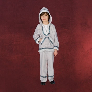 Eskimo Anzug Polar Kinderkostüm