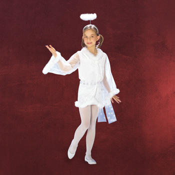 Engel Kost�mkleid f�r Kinder