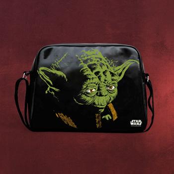 Star Wars - Yoda Umh�ngetasche schwarz