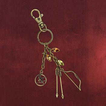 Tribute von Panem - Catching Fire Schlüsselanhänger Katniss