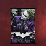 Batman The Dark Knight - Joker Wallscroll