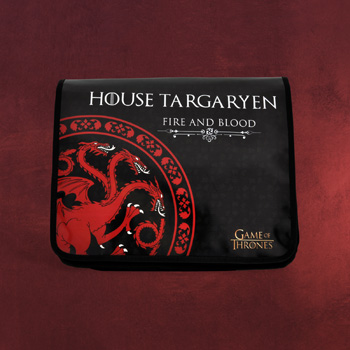Game of Thrones - House Targaryen Tasche