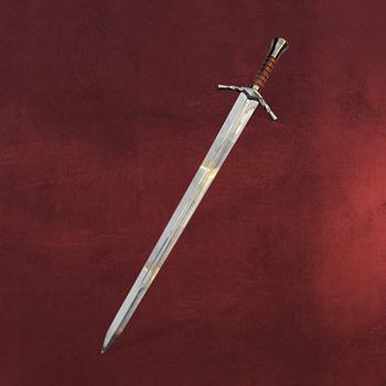 Barbaren Schwert mit Wandhalterung