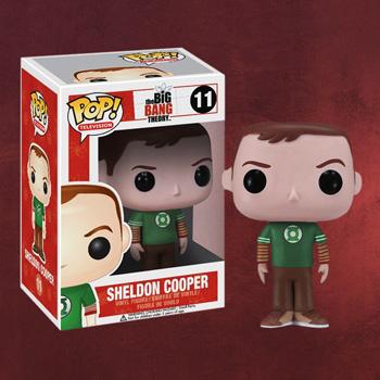 Big Bang Theory - Sheldon Lee Cooper Mini-Figur