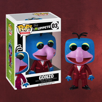 Muppets - Gonzo Mini-Figur