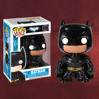 Batman The Dark Knight - Pop Heroes Mini-Figur