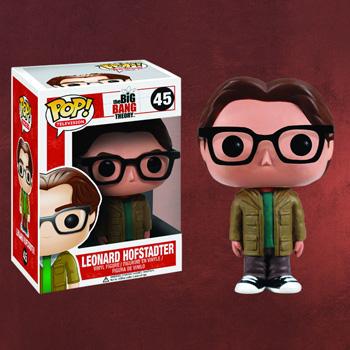 Big Bang Theory - Leonard Mini-Figur