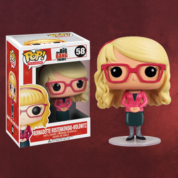 Big Bang Theory - Bernadette Mini-Figur