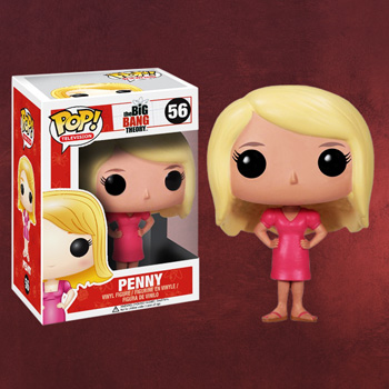 Big Bang Theory - Penny Mini-Figur
