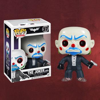 Batman The Dark Knight - Bank Robber Pop Heroes Mini-Figur