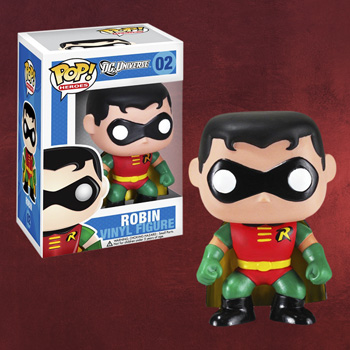 Robin - Pop Heroes Mini-Figur