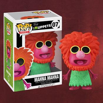 Muppets - Mahna Mahna Mini-Figur