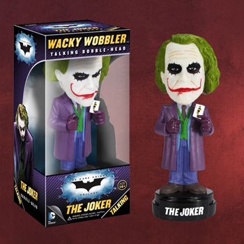 The Dark Knight - Joker Wackelkopf-Figur