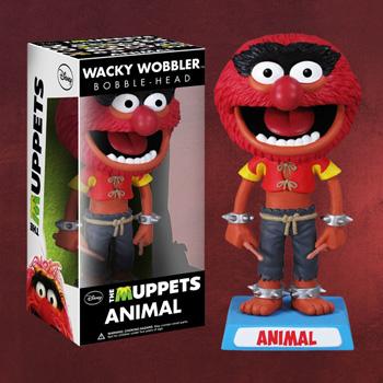 Muppets - Animal Wackelkopf-Figur