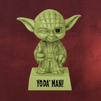 Star Wars - Yoda Wackelkopf-Figur