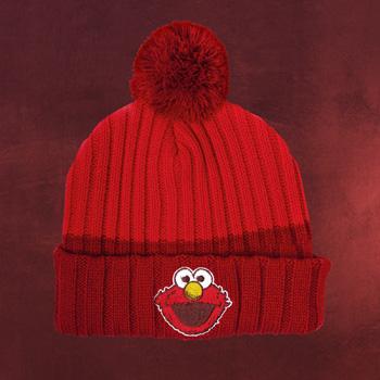 Sesamstraße - Elmo Mütze