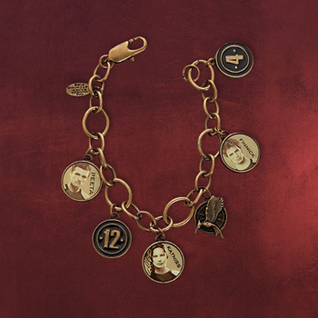 Tribute von Panem - Catching Fire Bettelarmband
