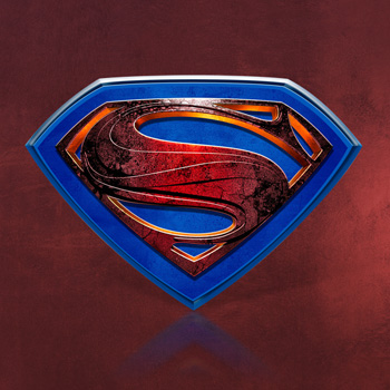 Superman - Man of Steel Wappen