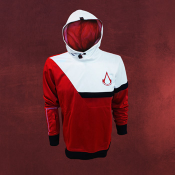 Assassins Creed Premium Hoodie rot