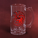 Game of Thrones - House Targaryen Glaskrug