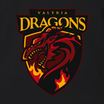 Dragons of Valyria - Premium T-Shirt