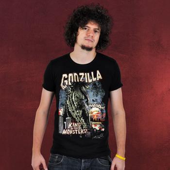 Godzilla Retro T-Shirt