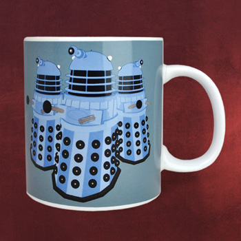 Doctor Who XXL Tasse