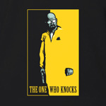 The One Who Knocks - Premium T-Shirt