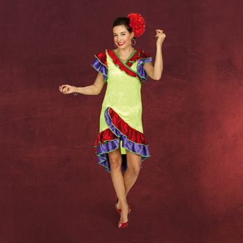 Samba Kleid Damenkost�m