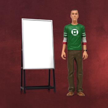 Sheldon Lee Cooper Figur 18 cm