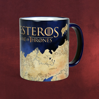 Game of Thrones - Westeros Tasse