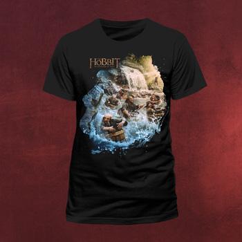 Der Hobbit - Flucht der Zwerge T-Shirt