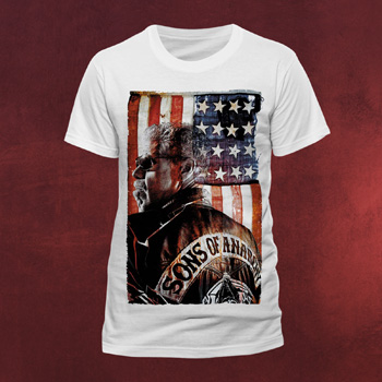 Sons of Anarchy - President Me T-Shirt