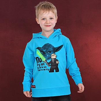 LEGO Star Wars - Yoda Kappu f�r Kinder t�rkis