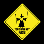 You Shall Not Pass T-Shirt