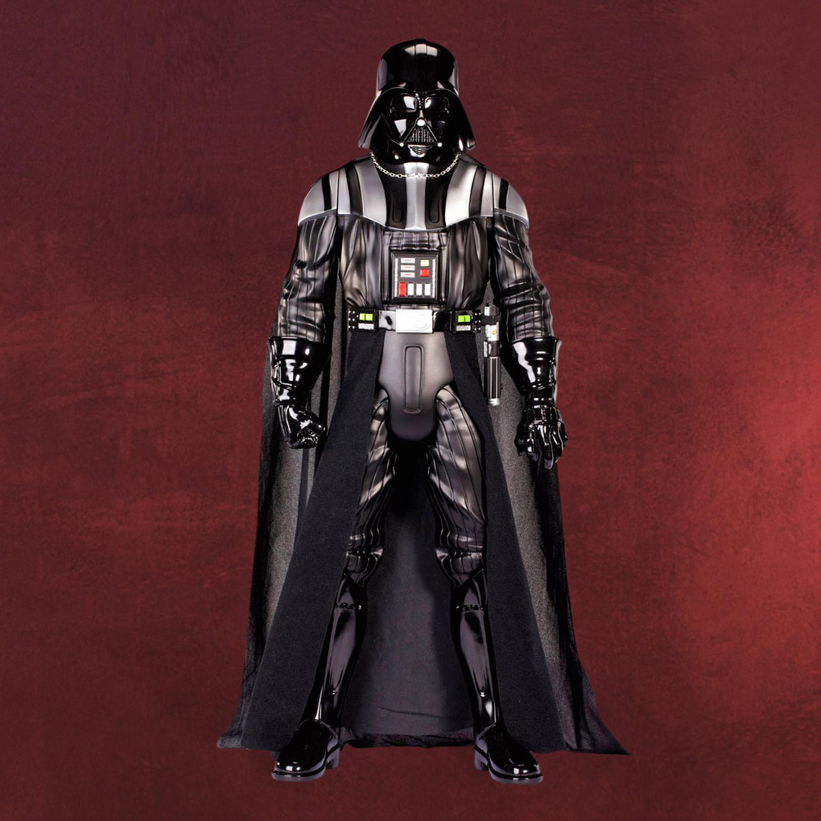 star wars darth vader maxi figur actionfigur 79cm beweglich sammler statue ebay. Black Bedroom Furniture Sets. Home Design Ideas
