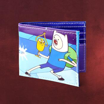 Adventure Time - Finn Jake Eisk�nig Geldb�rse