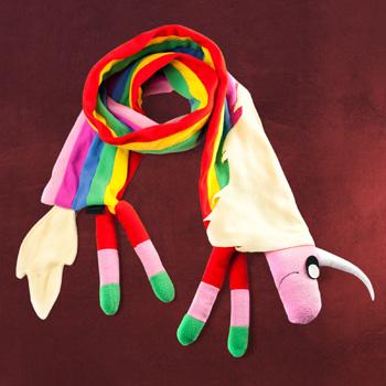 Adventure Time - Lady Rainicorn Schal