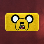 Adventure Time - Jake Big Face Geldb�rse