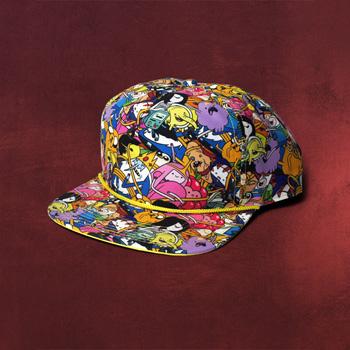 Adventure Time - Snapback Cap