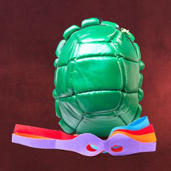 Teenage Mutant Ninja Turtles - Rucksack mit Augenmasken