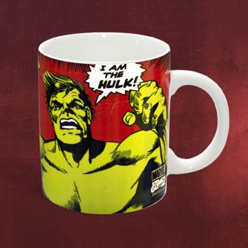 Marvel Hulk Tasse