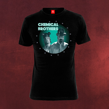 Breaking Bad - Chemical Brothers T-Shirt
