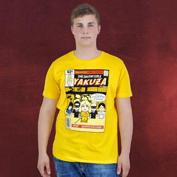 Yakuza Comic - Toonstar T-Shirt
